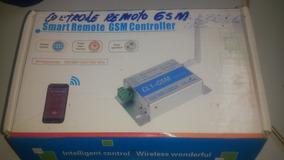 Controle Remoto Gsm