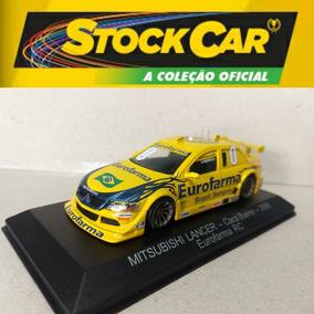 Miniatura Mitsubishi Lancer 2006 - Coleção Stock Car **46