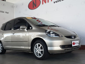 Honda Fit 1.5 Ex 16v Gasolina 4p Manual
