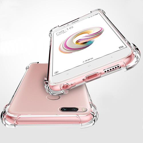 Imagen 1 de 4 de Estuche Para Xiaomi Redmi Crystal Shell Transparente
