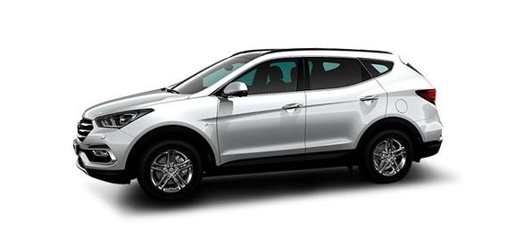 Hyundai Santa Fe 2.4 6m/t Gls Pe