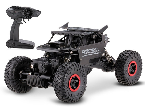 Buggy Cr Flytec 9118 1/18 2,4g 4wd Crawler