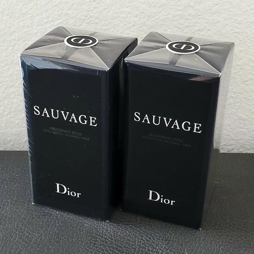100% Auténtico 2 X Nueva Caja Dior Sauvage Fragrances Des...