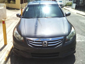 Honda Accord Año 011 Full De 4 Cilindros Oportunidad!!