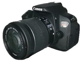 Câmera Canon T5i Semi Nova Perfeito Estado De Conservação