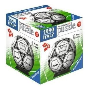 Rompecabezas 3d Balón adidas Italia 90 Ravensburger