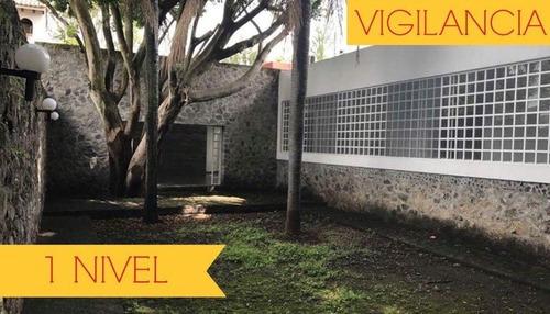 Casa Sola En Lomas De Tetela / Cuernavaca - Roq-280-c1n617w