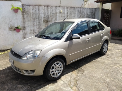 Ford Fiesta Sedan 1.0 Supercharger 4p 2006