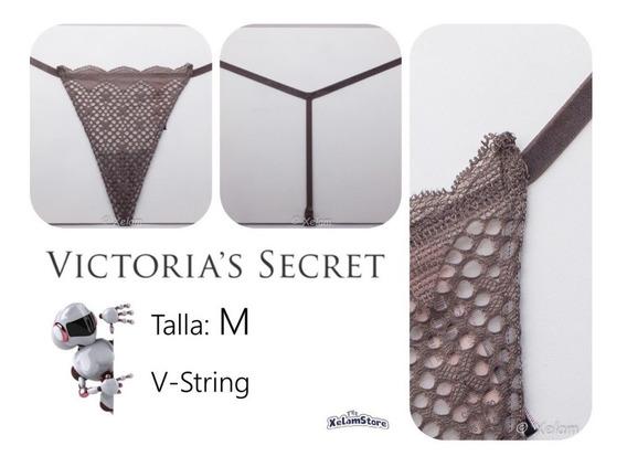 Panty Glamour Victoria´s Secret, Pink, Sexy Panties, Talla M