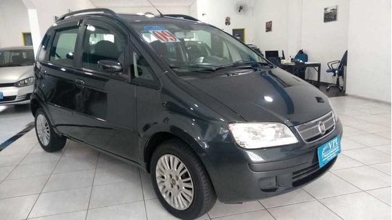 Fiat Idea Elx 1.4 Flex 2008 / 2009