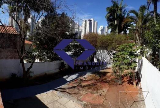Terreno Padrão À Venda - Campo Belo, São Paulo - Sp - Te0292