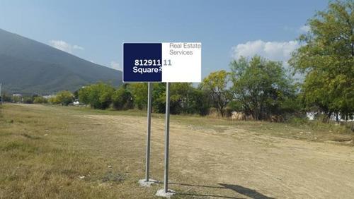 Imagen 1 de 11 de Excelente Terreno Comercial En Renta - Col. La Quinta - Guadalupe Nl.