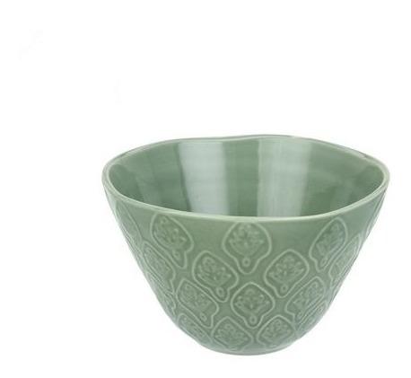 Bowl Green Tazon13 Cm - Kromacolor