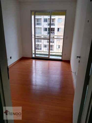 Imagem 1 de 25 de Imob01 - Apartamento 47 M² - Venda - 2 Dormitórios - Paulicéia - São Bernardo Do Campo/sp - Ap2000