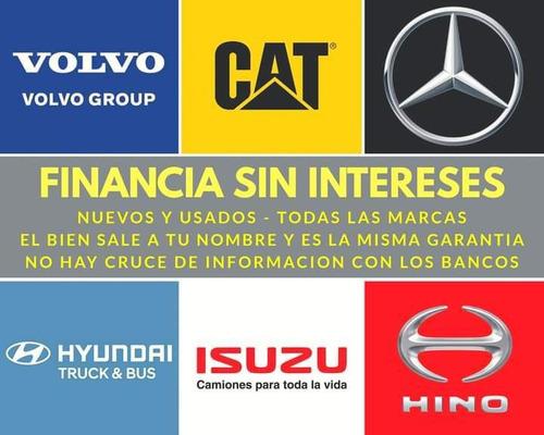 Financiamiento Volquetes Camiones Buses Camionetas Maquinara