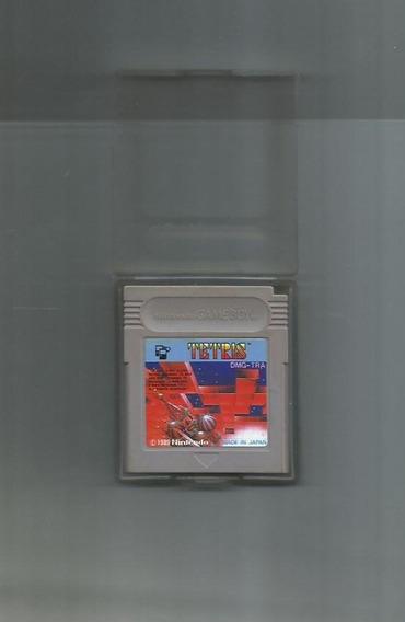 Cartucho Original Tetris Versão Japonesa - Game Boy Color