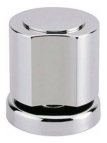 Acabamento Registro Chuveiro C40 Metal Cromado Deca 3/4 1/2