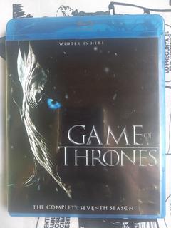 Game Of Thrones-temporada 7 + Conquista Y Rebelion