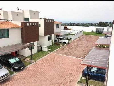 Casa En Venta En Privada Toluca - Capultitlán
