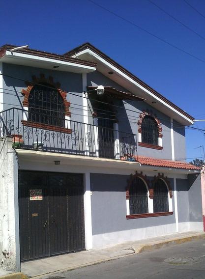 Casa En Venta Chalco Centro