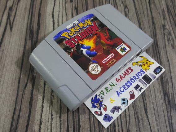 Pokémon Stadium Original N64 + Frete Grátis!!!!!!