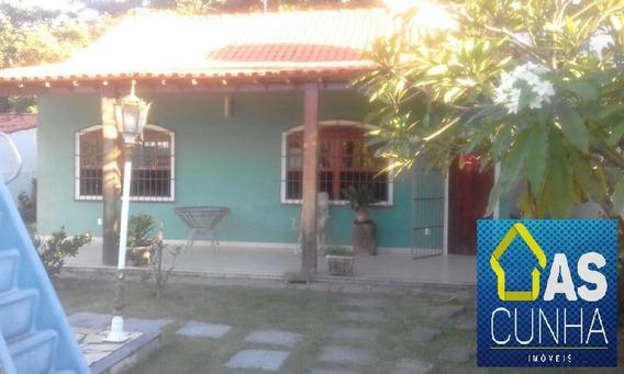 Casa Para Venda Em Araruama, Pontinha, 4 Dormitórios, 2 Suítes, 1 Banheiro, 5 Vagas - 116