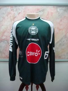 Camisa Futebol Coritiba Pr Penalty Jogo Antiga 2263