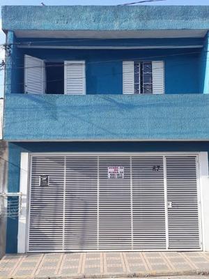 Sobrado Residencial À Venda, Jardim Record, Taboão Da Serra