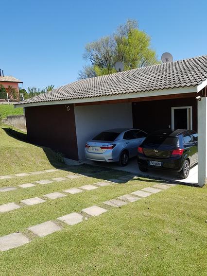 Casa De Campo Em Condominio Fechado, 4 Dorm Com Suite