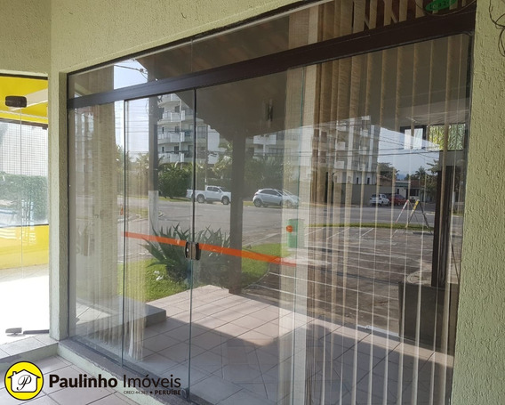 Sala Comercial Para Locação Na Praia De Peruíbe - Sl00118 - 34212827