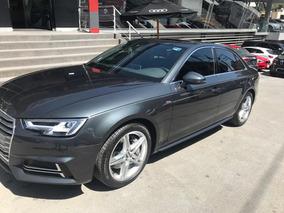 Audi A4 2.0 T S Line Quattro 252hp Dsg 2017