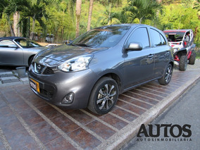 Nissan March Connect Cc 1600 At