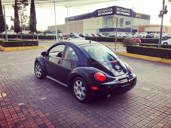 Volkswagen Beetle 2.0 Glx Sport Turbo 5vel Piel Qc Mt 2001