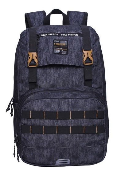 Mochila Head Camaro Tweed 32l