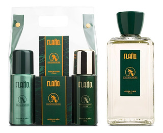 Set Flaño 1 Pack 4 Artículos + 1 Flaño For Men 200ml