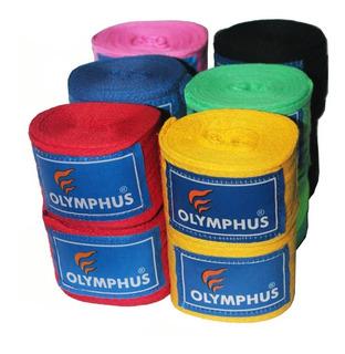 Pack 2 Vendas Boxeo Premium Box Olymphus / Santiago Boxer