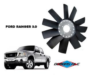 Paleta De Ventilador Ford Ranger 3.0 Power Stroke