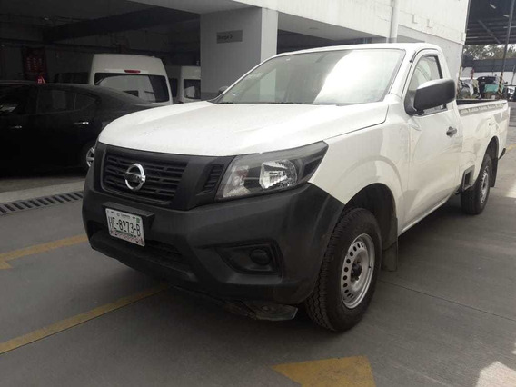 Nissan Np300 2.5 Pick-up Dh Aa Pack Seg Mt 2018 Blanca