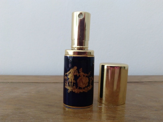 Antiguo Perfumero Limoge France