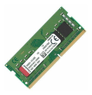 Memoria 8g Kingston 2400 Ddr4 No-ecc Sodimm Kvr24s17s8/8