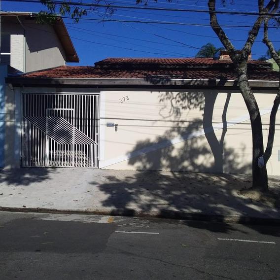 Linda Casa Com Piscina E Edicula, Toda Reformada - Ca1029