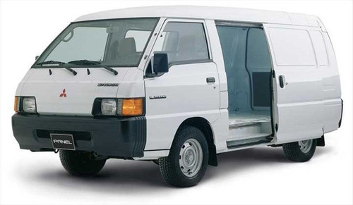 Rin Acero Mitsubishi Panel L300 Van - Gris 14x5.5 5h-114.3