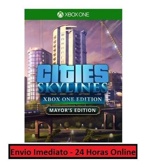 Cities: Skylines Jogo + Todas Dlc