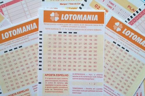 Imagem 1 de 1 de Combinação De 60 Dezenas Para Lotomania.