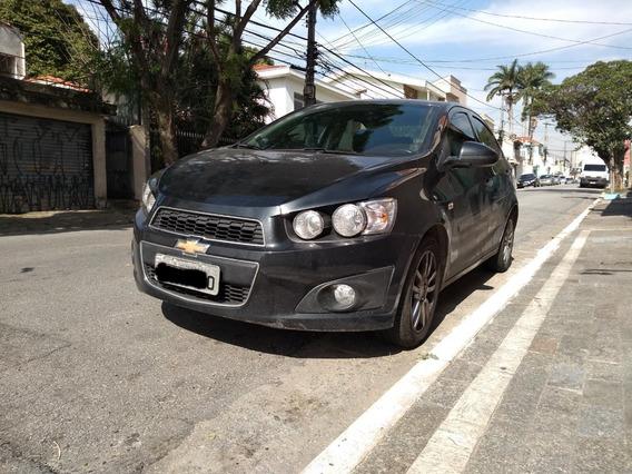 Chevrolet Sonic Ltz 1.6 16v Flex