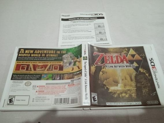 The Legend Of Zelda: A Link Between Worlds Nintendo 3ds 25#f