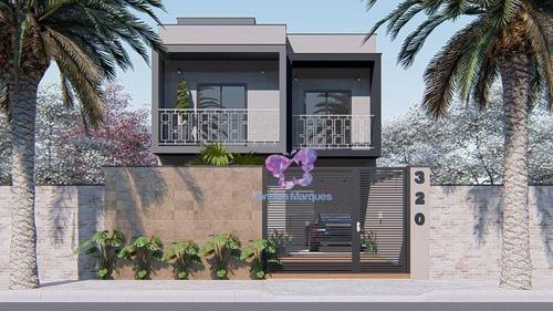 Sobrado Com 3 Dormitórios À Venda, 136 M² Por R$ 490.000,00 - Jardim Bela Vista - Araçariguama/sp - So0048