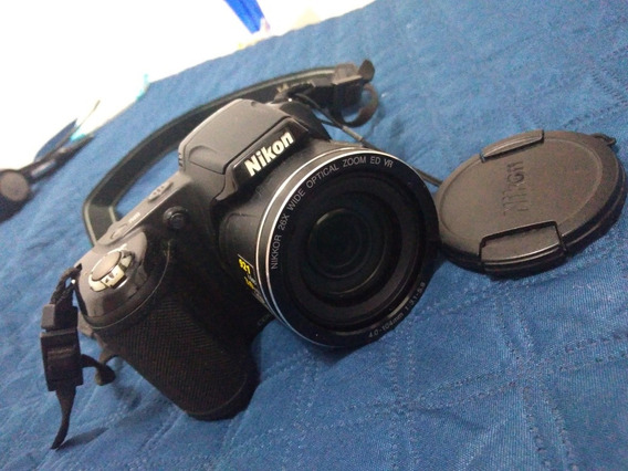 Nikon Coolpix L810 Semi-profissional