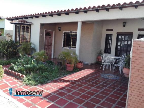 Inmoservi G&d Ca. Vende Casa En Conj. Resd. Villa Horacio