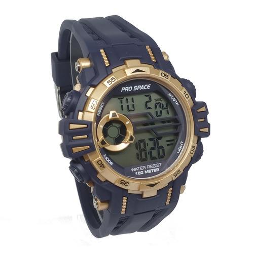 cebcf0beb11d Malla Reloj Pro Space Sumergible Hombre - Relojes Pulsera en Mercado ...